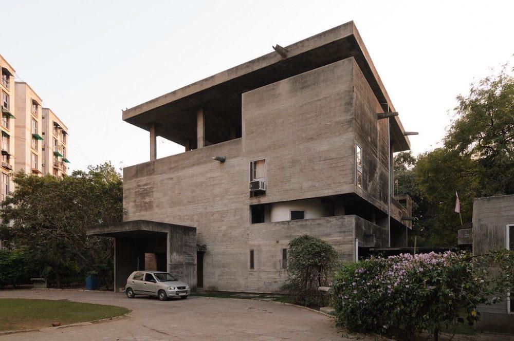 Blog – Shodan House in Ahmedabad door Le Corbusier