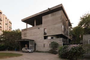 Blog – Shodan House in Ahmedabad door Le Corbusier