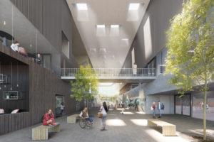 Definitieve gunning voor sportcomplex Erasmus Universiteit Rotterdam