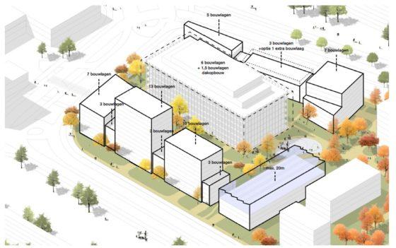 Fluor-terrein in Haarlem gaat nieuwe fase in