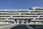 In Beeld: Gebouwen I, X en Y op campus Humanities, Sciences en Engineering VUB Brussel