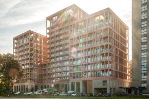 Houtwachters Haarlem – Dam & Partners Architecten