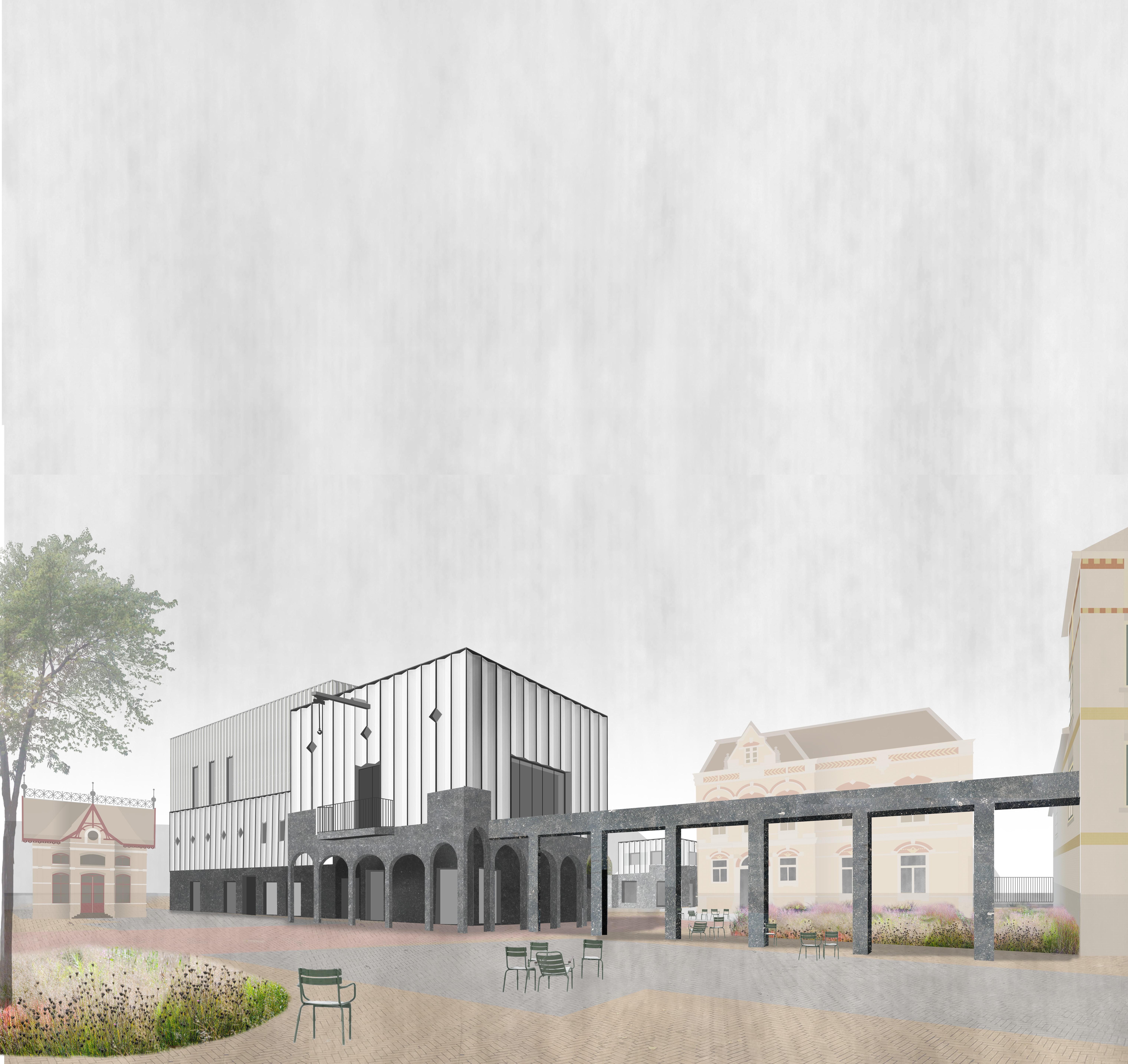 <p>Kunstwerf_ Ard de Vries Architecten &#038; Studio Donna van Milligen Bielke</p>