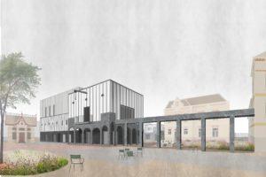 Bouw Kunstwerf Groningen van start