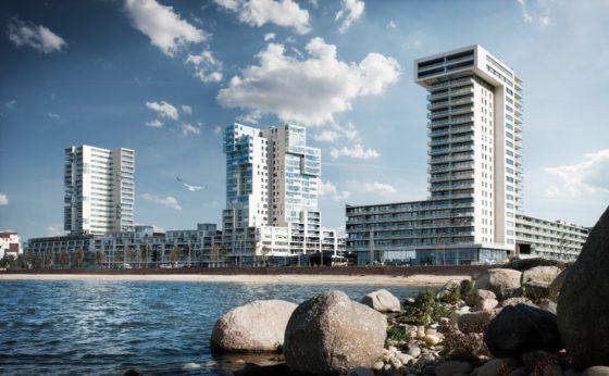 Bouw Newport Nesselande, deelplan Kopenhagen van start