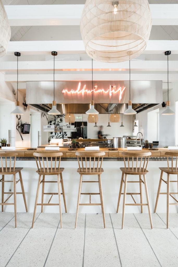 restaurant 020 op curacao door Concrete. beeld Chantal Arnts voor restaurant020