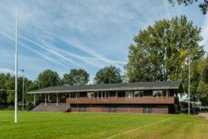 Clubhuis Rugbyclub RFC Haarlem – Dam & Partners Architecten