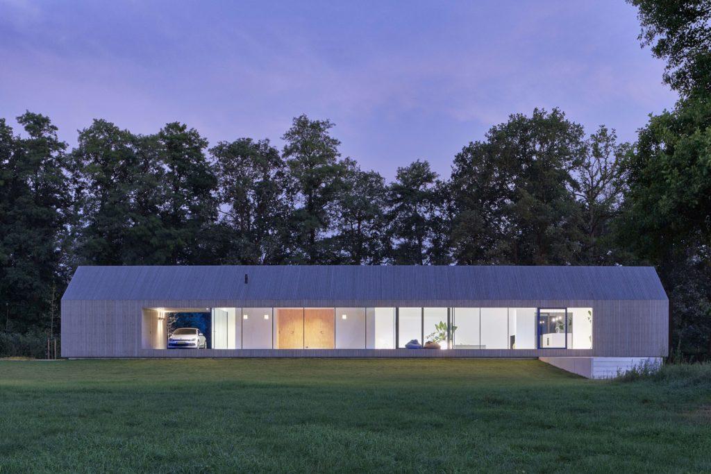 Schuurwoning 'Het Kleine Krikhaar' in Geesteren - Reitsema & partners architecten