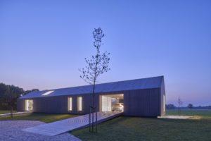 Schuurwoning 'Het Kleine Krikhaar' in Geesteren – Reitsema & partners architecten