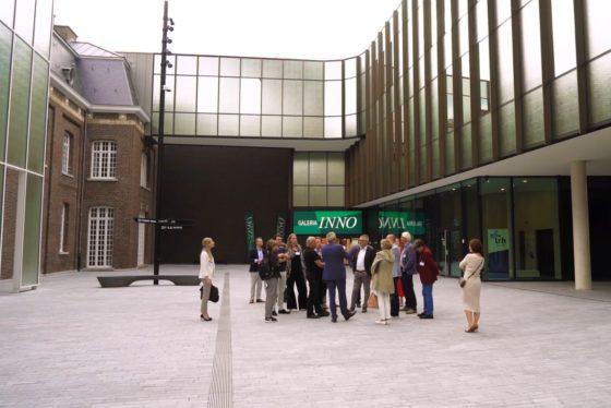 Video projectbezoek Stadskantoor Hasselt