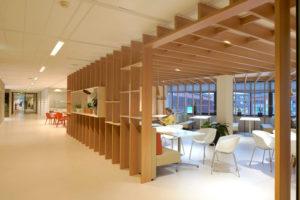 Community kantoor Gemeente Amsterdam West – Studio Mireau