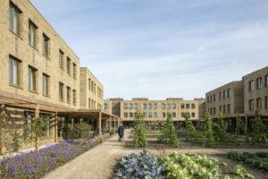 Zorgwoningen Hofje Wendakker in Heerde – van Veen Architecten