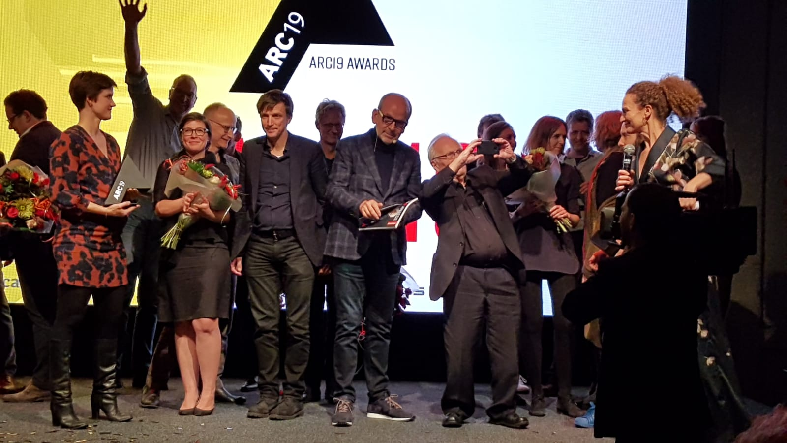 <p>Felicitaties voor alle winnaars van de ARC19 Awards</p>