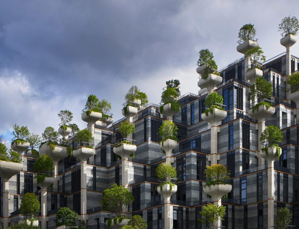 Blog – 1000 Trees-complex in Shanghai