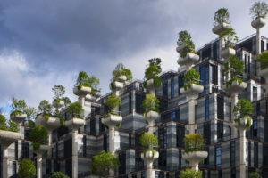 Blog – 1000 Trees-complex in Shanghai