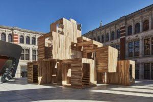 Blog – MultiPly toont hergebruik houtconstructies