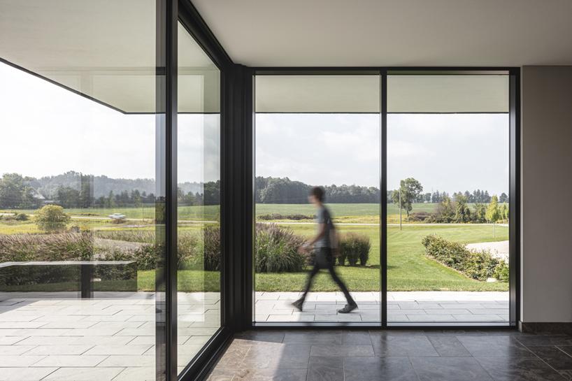 <p>House H in Mount Brydges (Canada) door Chris Collaris Architects. Beeld Tim Van de Velde</p>