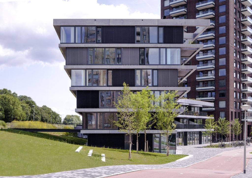 CPO Sciencepark. Beeld Yvonne Brandwijk Nominatie Zuiderkerkprijs 2019