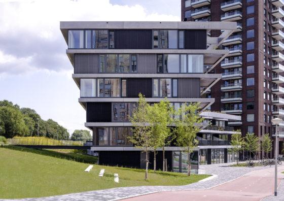 CPO Sciencepark en RCO House winnen Zuiderkerkprijs en Geurt Brinkgreve Bokaal 2019