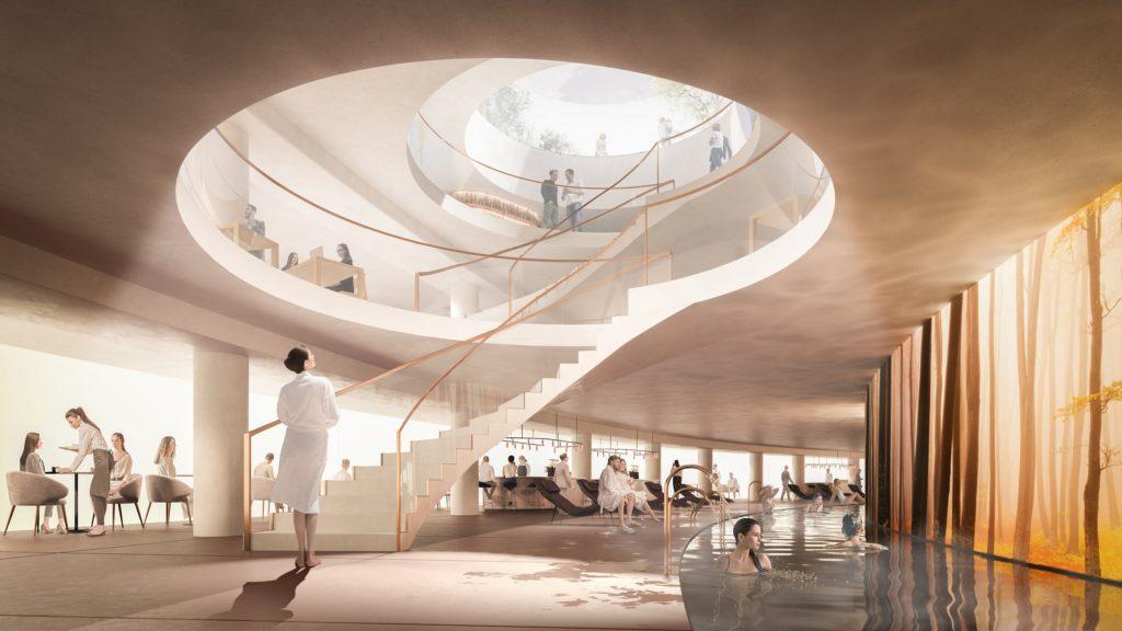 Herontwikkeling Cavendish Square Londen door Reef Group. Beeld Revere Design