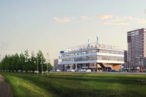 Poortgebouw De Nieuwe Maaskant Rotterdam wordt onderkomen van VORM Ontwikkeling