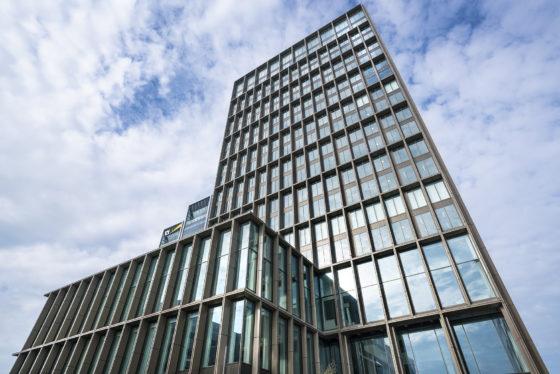 Kantoor EMA Amsterdam – Fokke van Dijk (RVB), MVSA Architects, OKRA Landschapsarchitecten, Fokkema & Partners Architecten