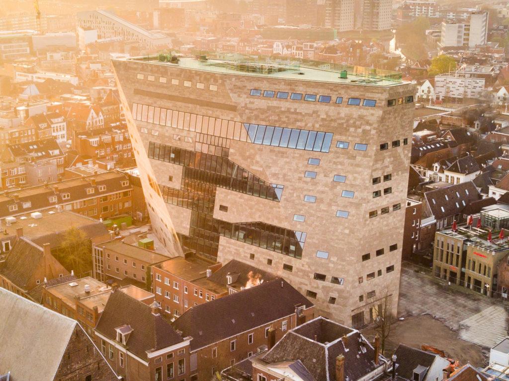 Forum Groningen door NL Architects. Beeld NL Architects © Deon Prins