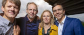 Drie nieuwe partners voor BDG Architecten