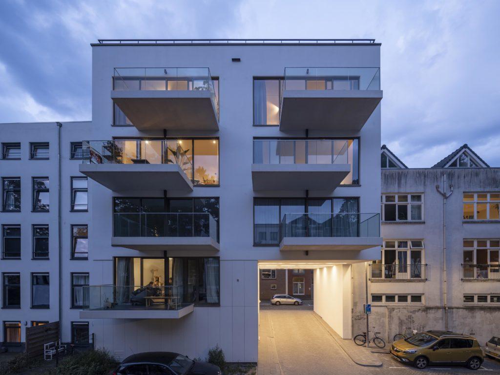 House of Cool door Bokkers van der Veen Architecten. Beeld Ossip van Duivenbode