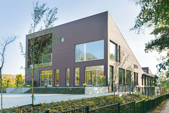 Basisschool/buurthuis Kulturhus – Archipelontwerpers