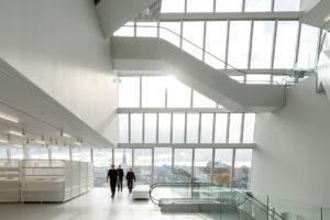 SELECT Architectuur van gestapelde pleinen: Forum Groningen door NL Architects en dmdjs