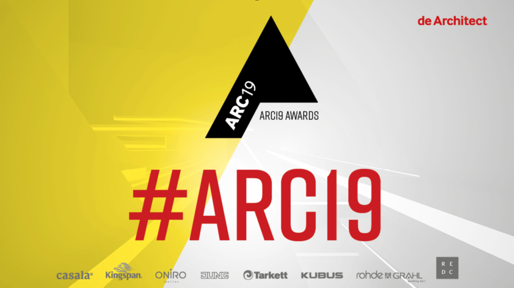 Blog: Architectuur als feest – Terugblik op uitreiking ARC19 Awards
