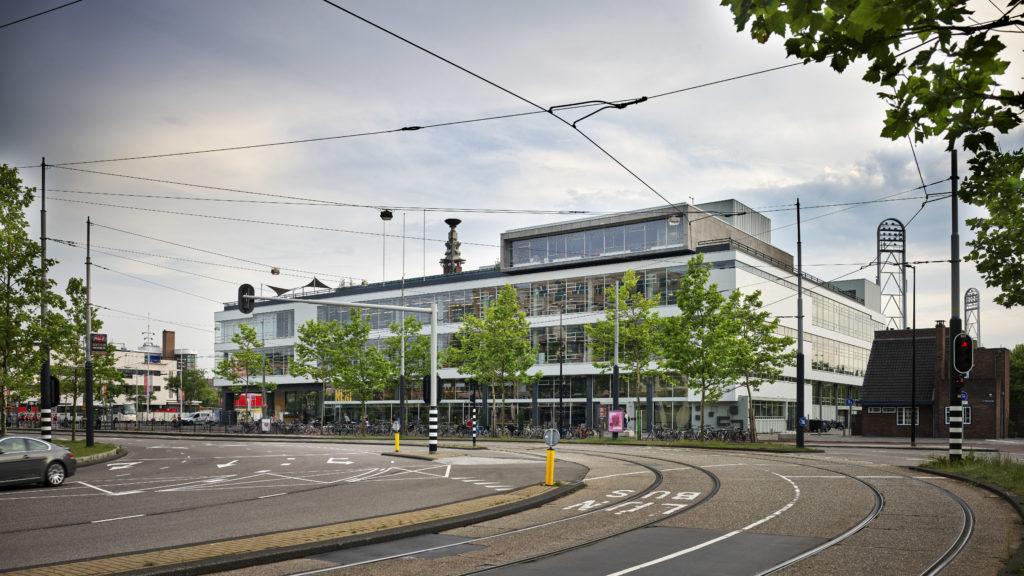 The Garage door Rijnboutt. Beeld Kees Hummel Nominatie Geurt Brinkgreve Bokaal 2019