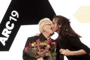 Herman Hertzberger ontvangt ARC19 Oeuvre Award