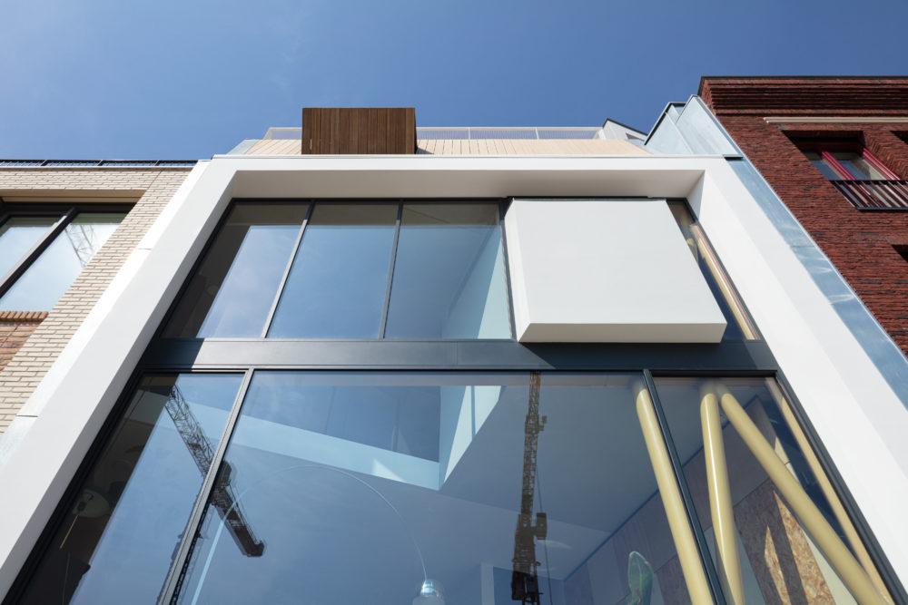 Woonhuis GWM in Delft – Nieuwe Architecten