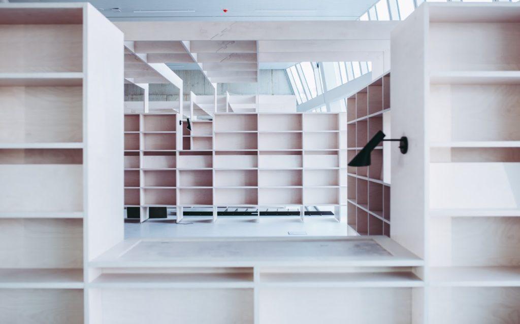Forum Groningen. Gebouwontwerp NL Architects. Beeld Stella Dekker