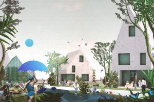 Stadsbuiten voorziet in woongebieden tussen stad en natuur