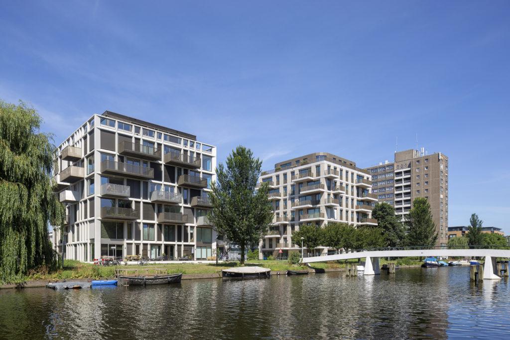 In dit CPO-project van ANA Architecten is sprake van een spannende diversiteit van op maat ontworpen woningen