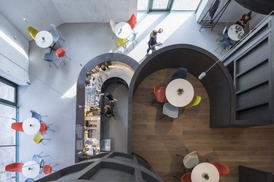 House of Wine in Znojmo (CZ) – CHYBIK+KRISTOF Architects & Urban Designers