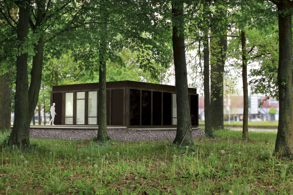IBA Parkstad Resource House van Erol Öztan