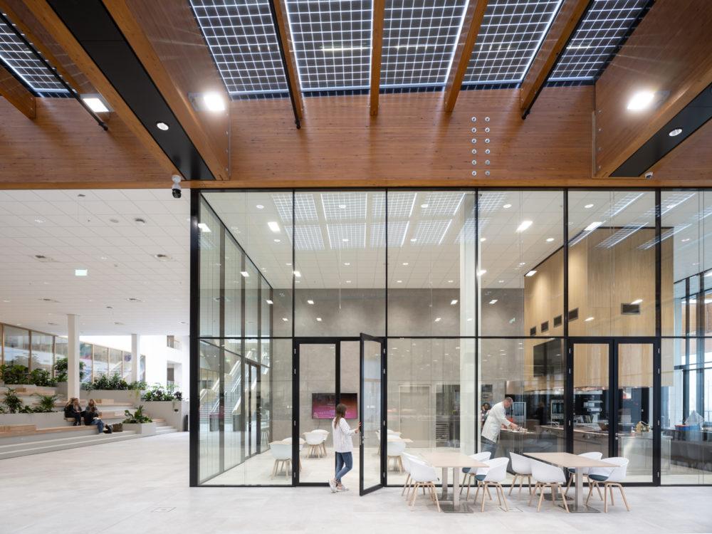 Unilever Foods Innovation Centre Wageningen geopend