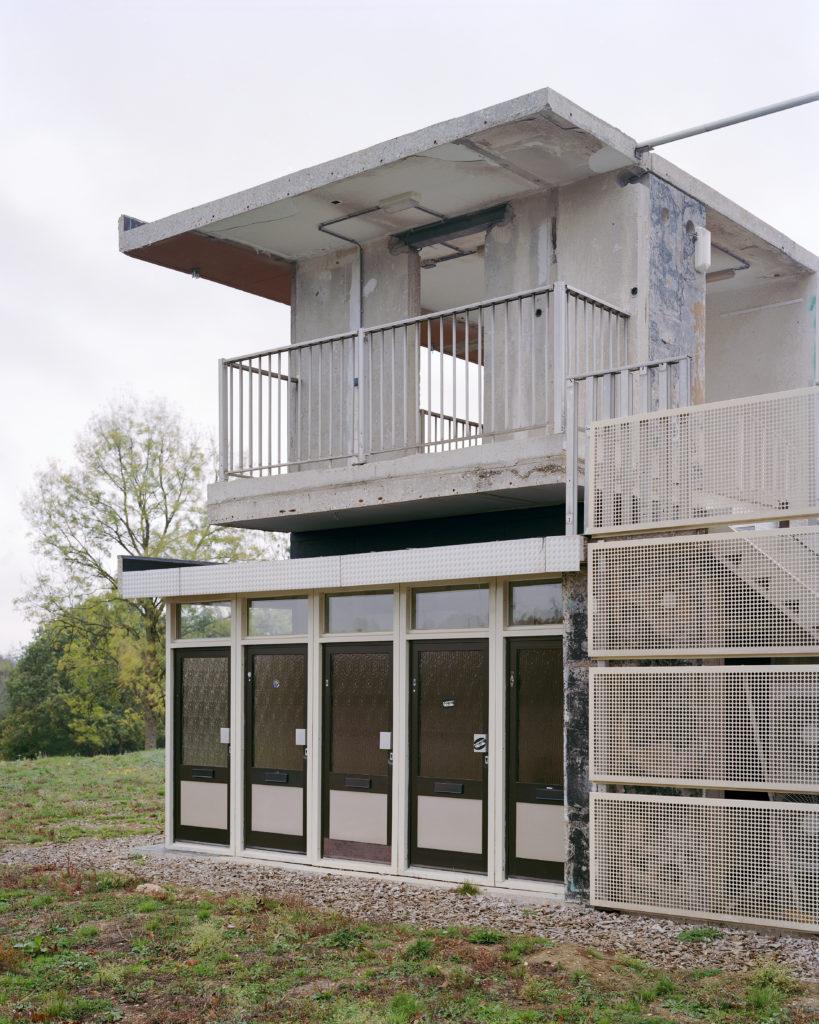 IBA Parkstad - Het Expogebouw in de wijk Bleijerheide te Kerkrade door Maurer United Architects Beeld Kim Zwarts