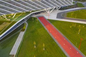 Campusuitbreiding adidas-hoofdkantoor in Herzogenaurach (D) opgeleverd