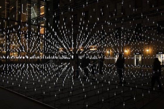 LAC in Lugano exposeert Alley of Light van Serge Schoemaker Architects