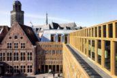 Stadhuiskwartier Deventer door Neutelings Riedijk Architecten