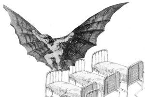 Blog – Adieu aan het beddenhuis