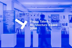 Young Talent Architecture Award (YTAA 2020) gelanceerd