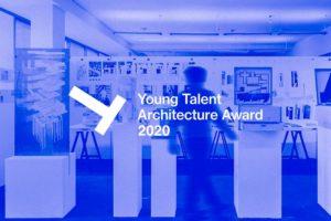 Young Talent Architecture Award (YTAA 2020) gelanceerd
