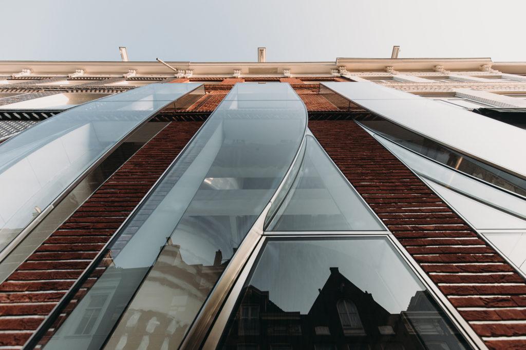 UNStudio The Looking Glass Amsterdam Beeld Eva Bloem