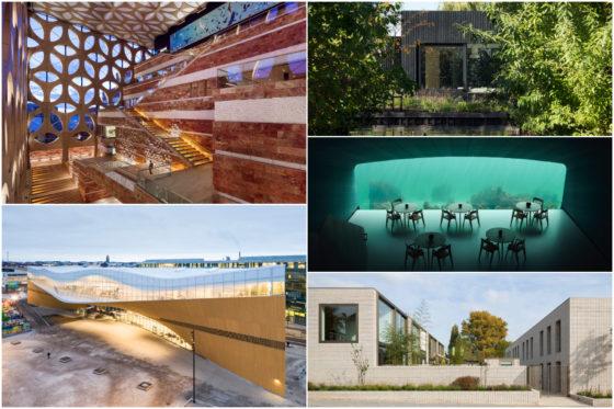 Tien best bekeken projecten Architectuur van 2019